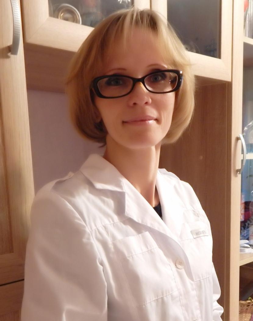 Светлана Лисняк - лечебный массаж в Туле