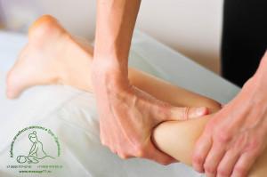 массаж ног в Туле