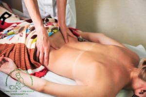 Массаж поясницы. Лечение массажем